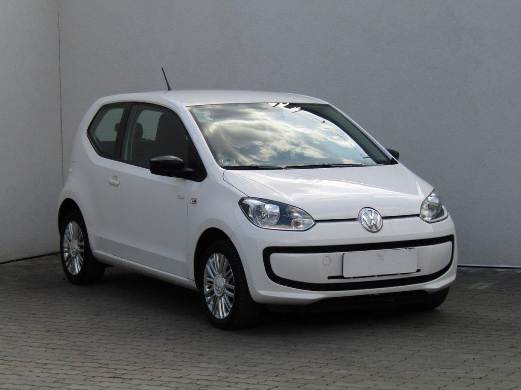 Volkswagen up! elektro, Serv.kniha hatchback elektro