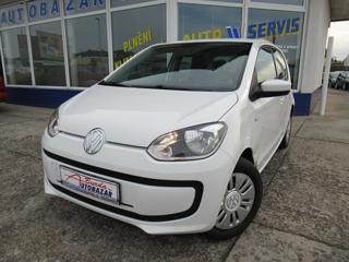 Volkswagen up! 0,9i 5 dveří - klima !!! hatchback