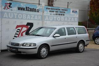 Volvo V70 2.4D5 120kW+KŮŽE+DŘEVO+TEMPO kombi