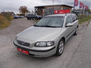 Volvo V70 2.4 D5, 120 kW, Aut. Klima kombi