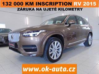 Volvo XC90 2.0 D INSCRIPTION NOVÉ V ČR SUV