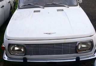 Wartburg 353 W limuzína de luxe 1974 sedan