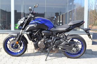 Yamaha 2018 nakedbike