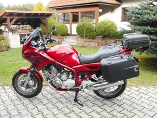 Yamaha - 1. majitel silniční cestovní