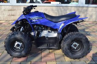 Yamaha 2021 čtyřkolka