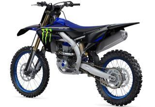 Yamaha Monster 2021